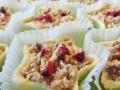 Valdorf zvezdice2 - Valdorf salata - neutralna pavlaka, celer, orasi, jabuke i brusnice