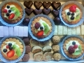 Vocne slatke korpice i sitni kolaci