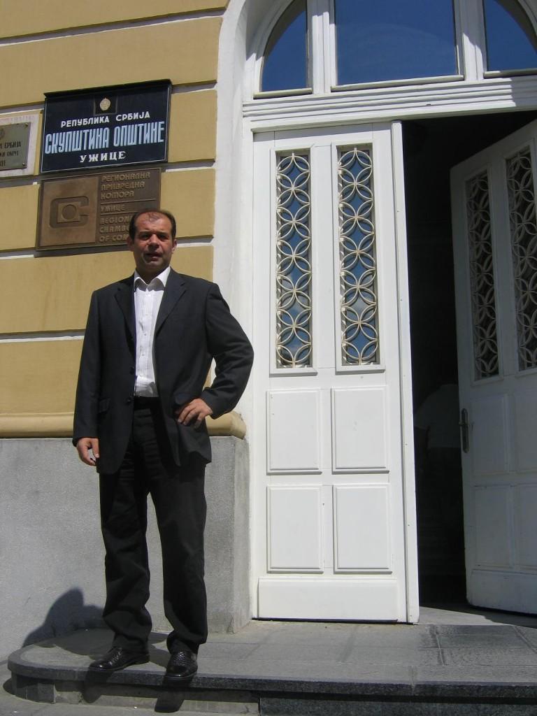 TIHOMIR PETKOVIC