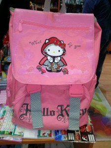 HELLO KITTY RANAC