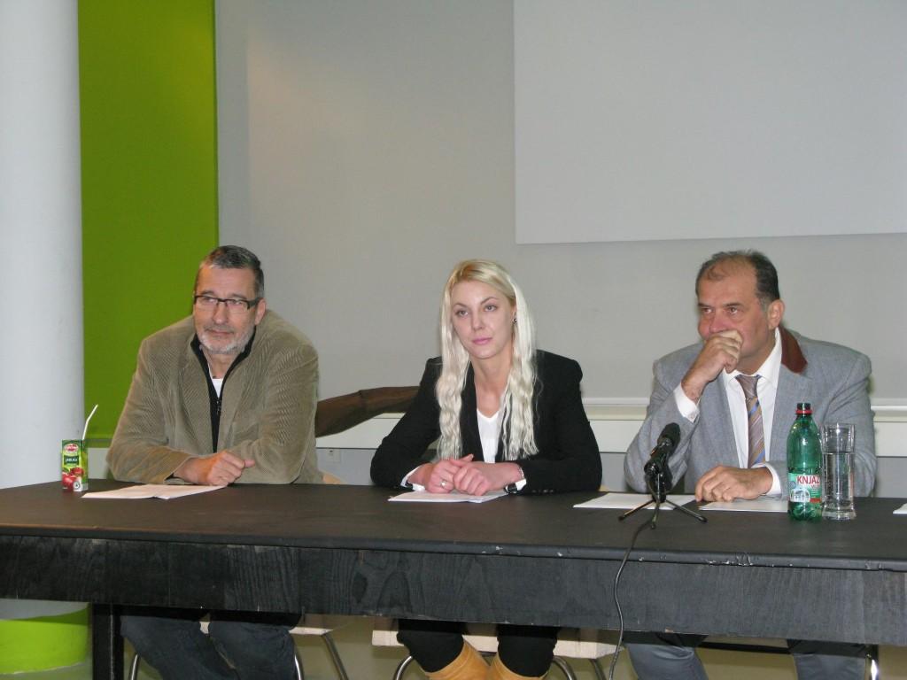 Jugoslovenski pozorišni festival konferencija za štampu