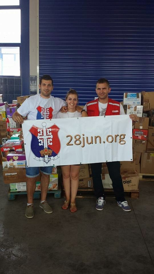 50 tona humanitarne pomoći iz Toronta i Čikaga