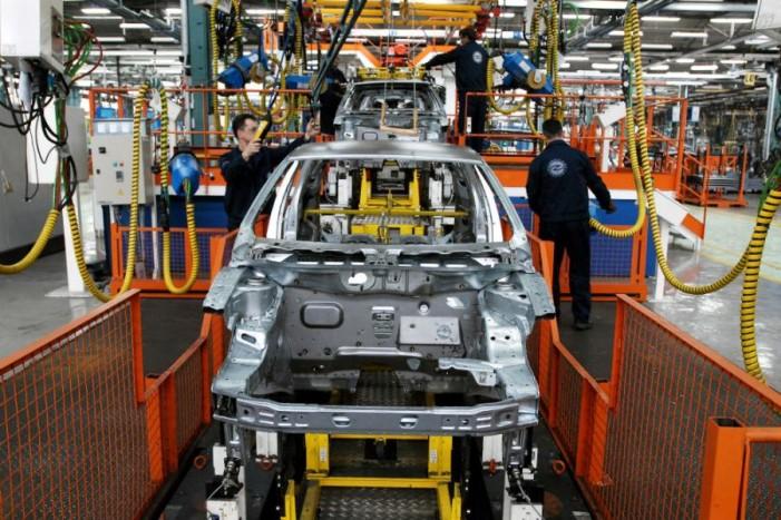 Značajan pad proizvodnje u julu