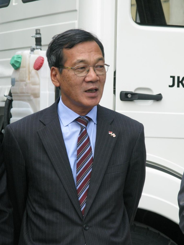 Njegova ekselencija gospodin Masafumi Kuroki
