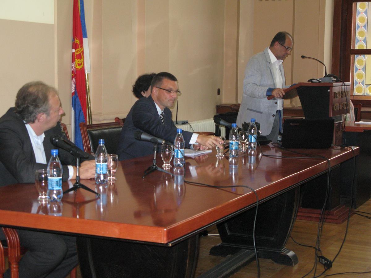 Prezentacija o postrojenju u Gorjanima
