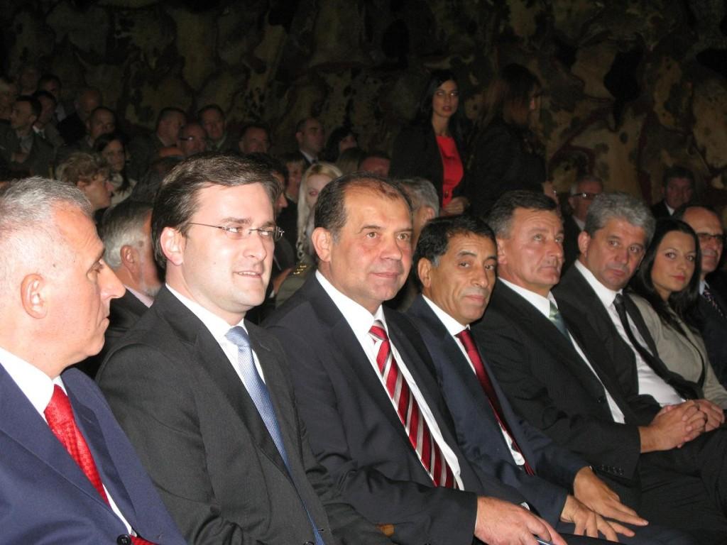 Večeras je održana svečana sednica grada Užica