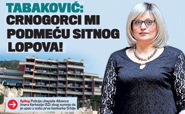 Губитак НБС прошле године 704 милиона евра, Табаковић да поднесе оставку