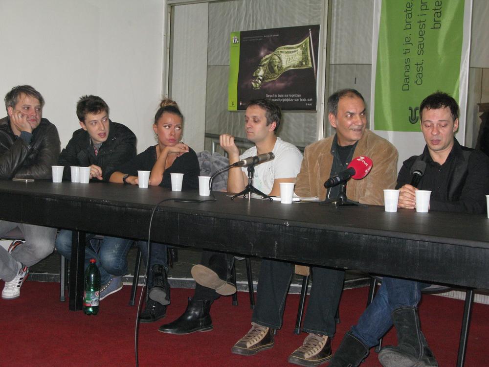 Konferencija posle predstave