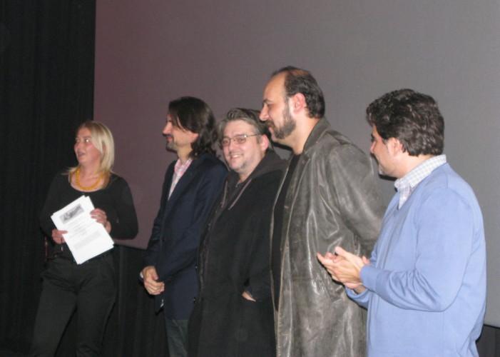 """Premijera filma """"Spomenik Majkl Džeksonu"""" sa glumcima"""