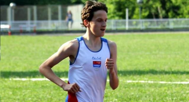 Uroš Kutlešić jedan od najboljih atletičara