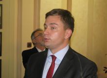 Filip Radović, direktor Agencije