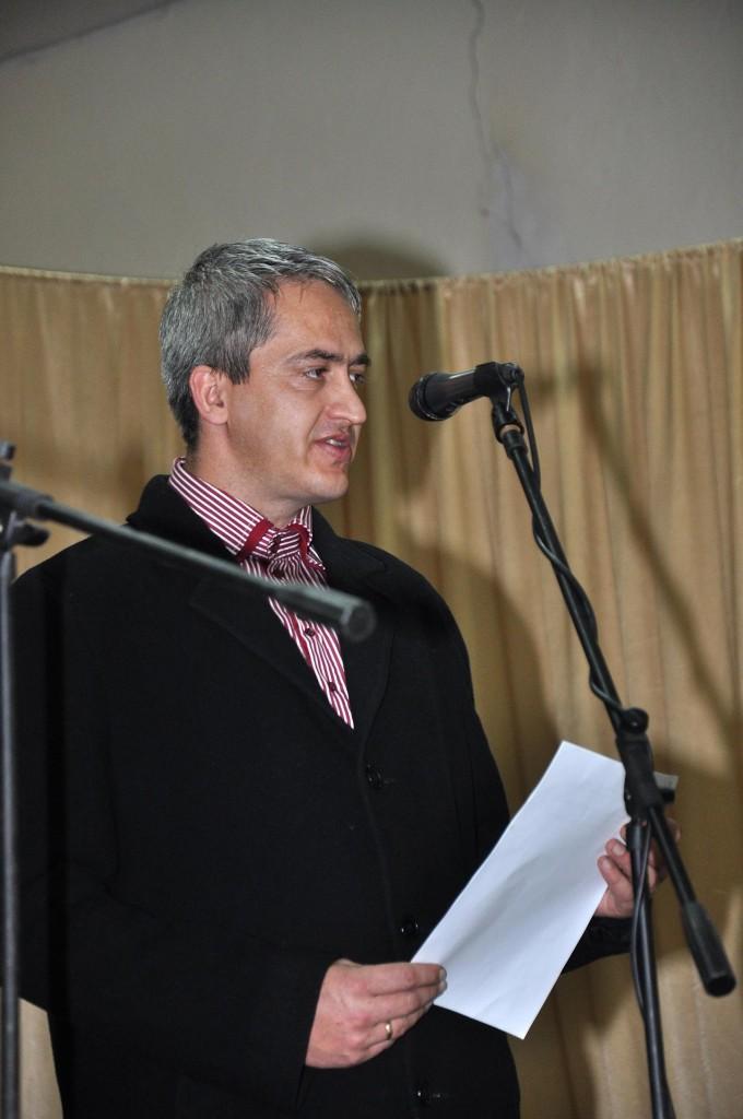 predsednik MZ Stapari Slobodan Kurlagić