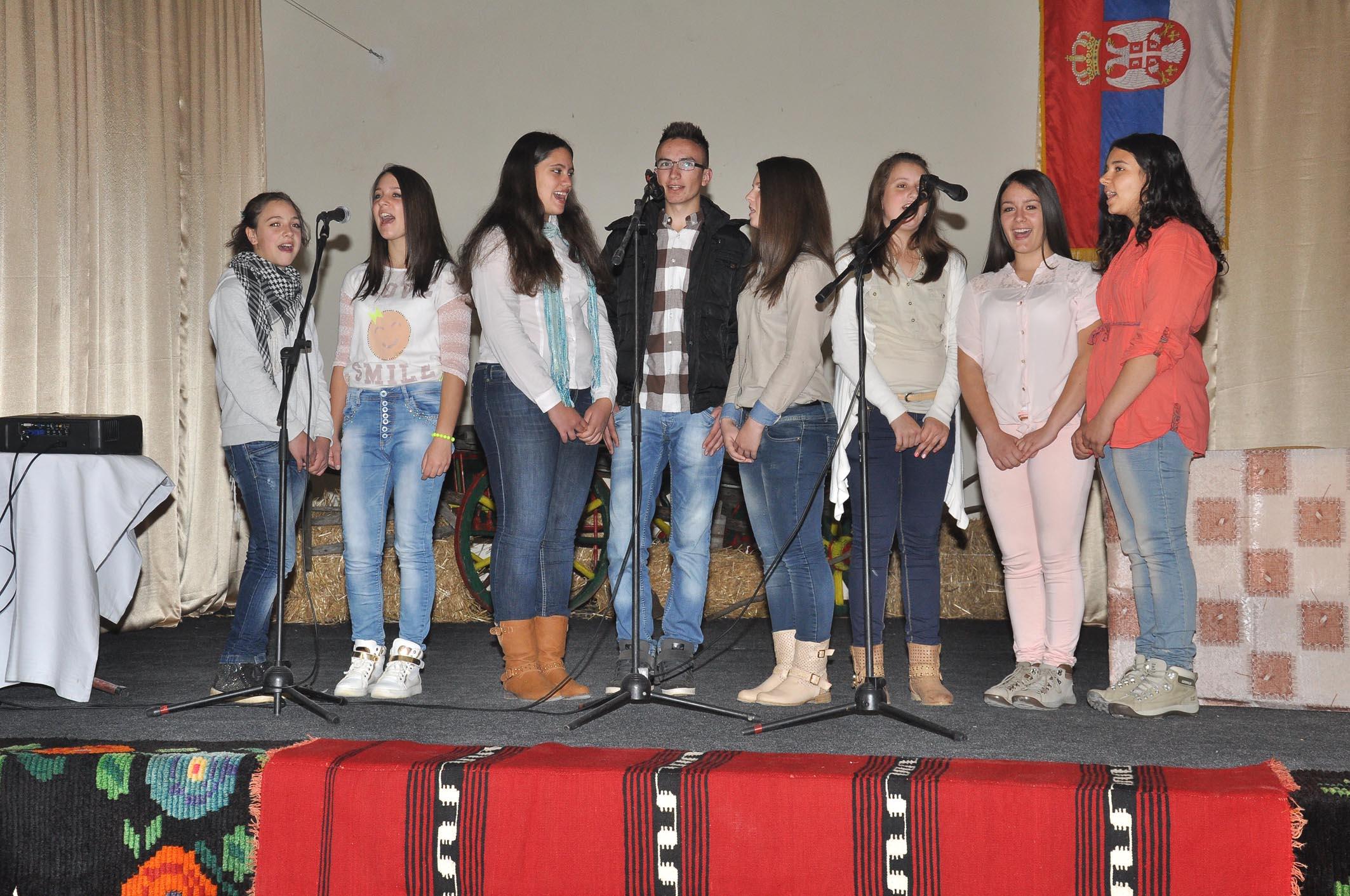 učenici Staparske škole