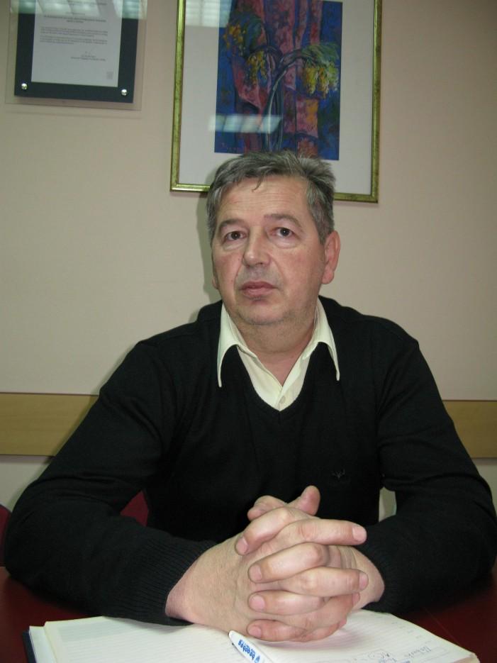 Директор ЈКП Водовод Душко Љујић