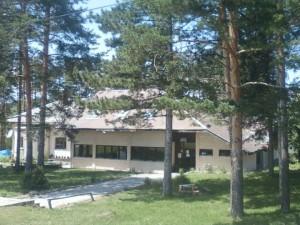 Амбуланта у Сирогојну
