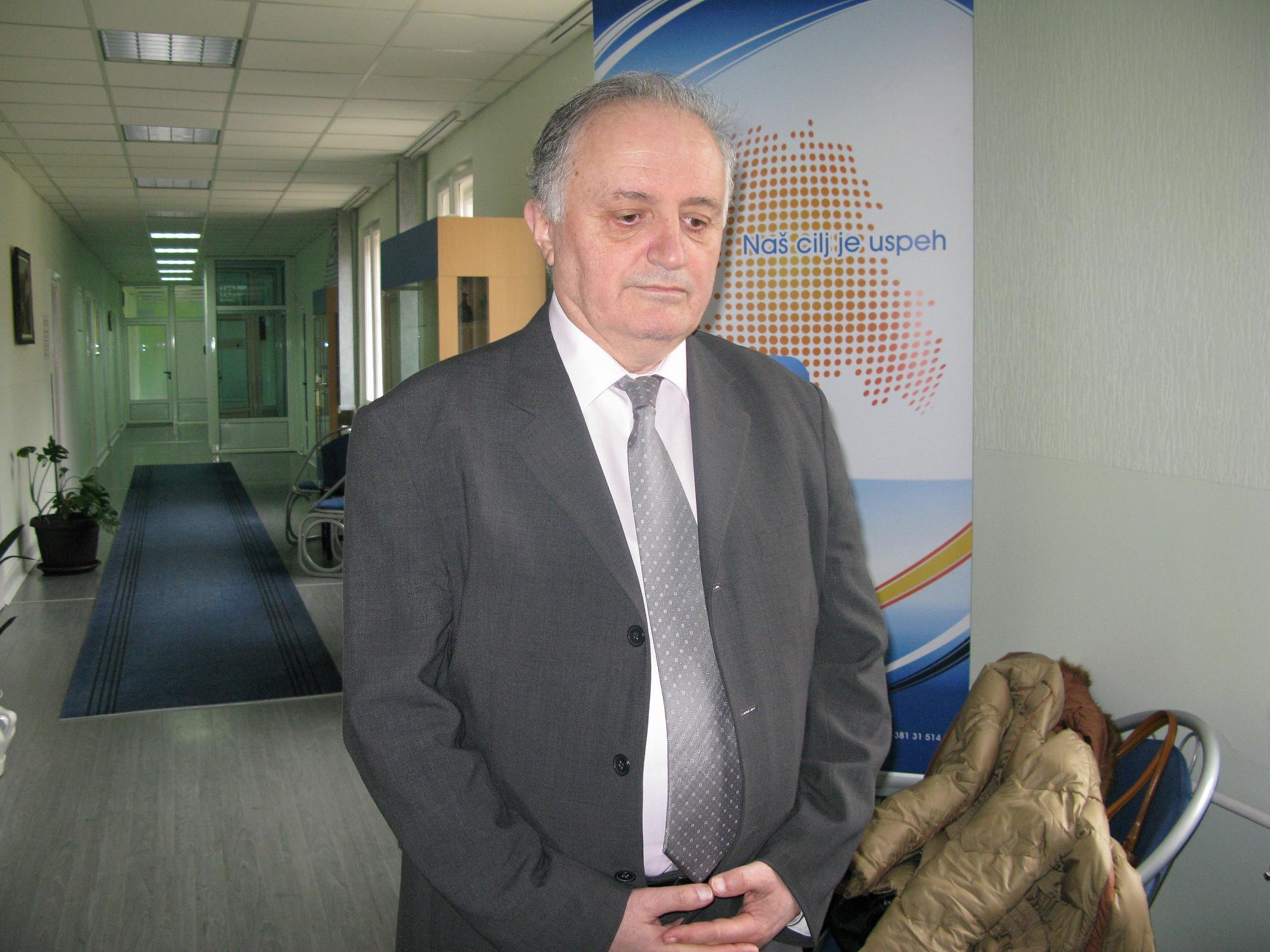 Prof. dr Vidosav D. Majstorović, dipl.maš.inž.