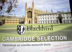 CAMBRIDGE SELECTION
