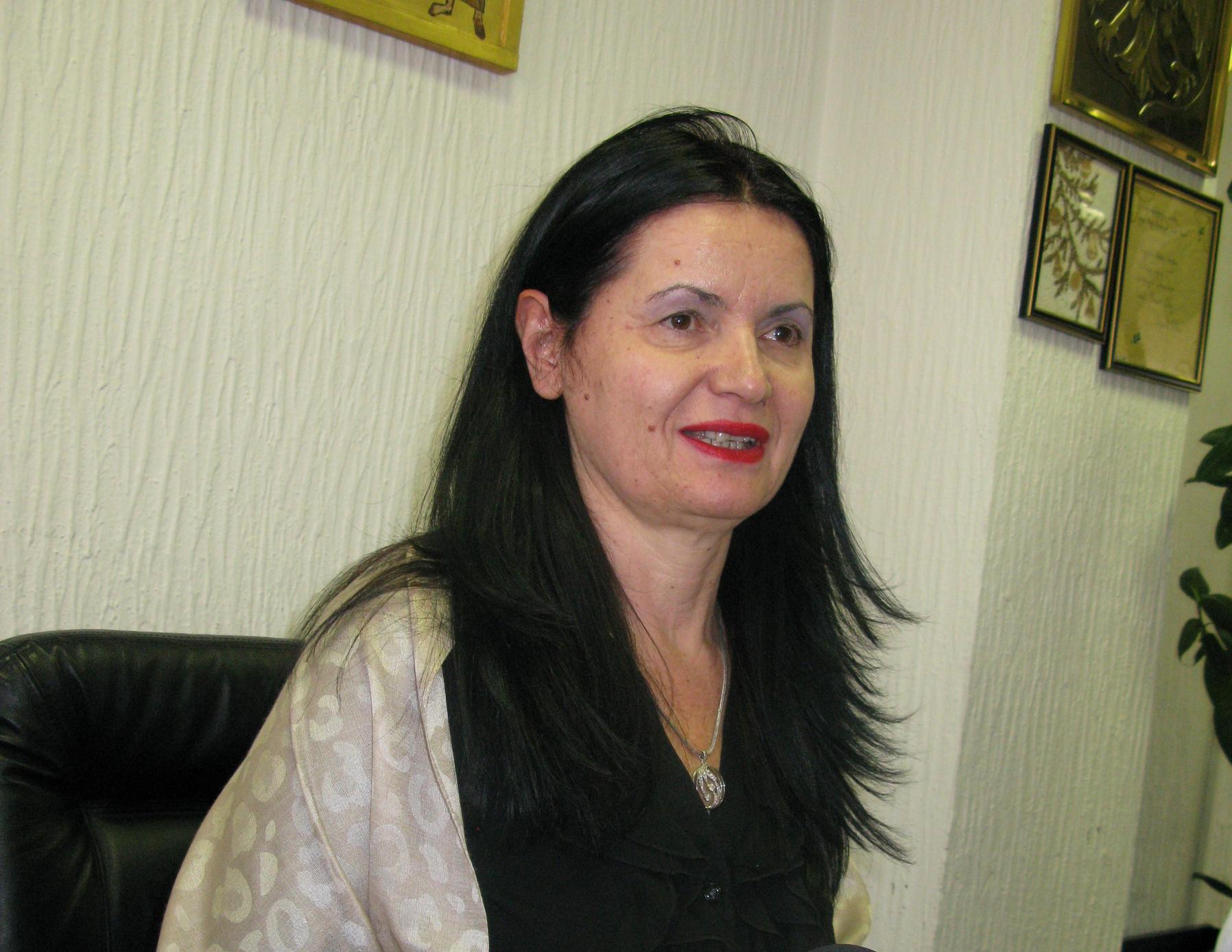direktorka Zavoda za  zaštitu zdravlja Užice - Biljana Mijović