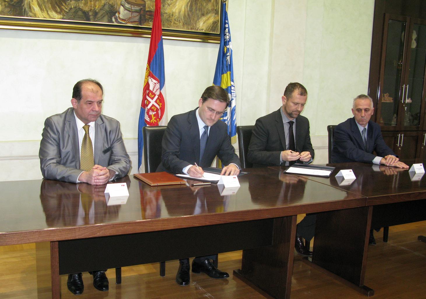 ministar selakovic