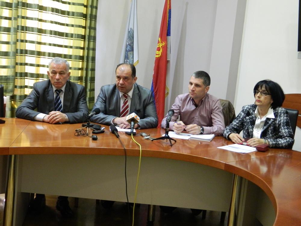 Konferencija za novinare povodom akcije