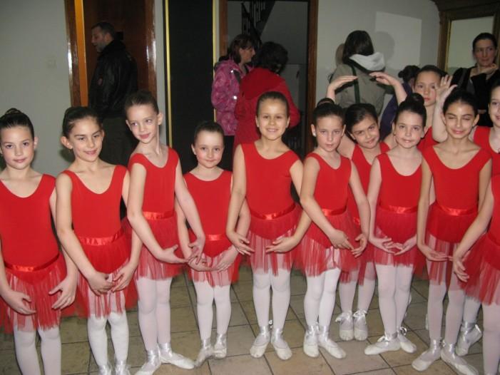 """Male balerine """"Marije Mage Magazinović"""""""