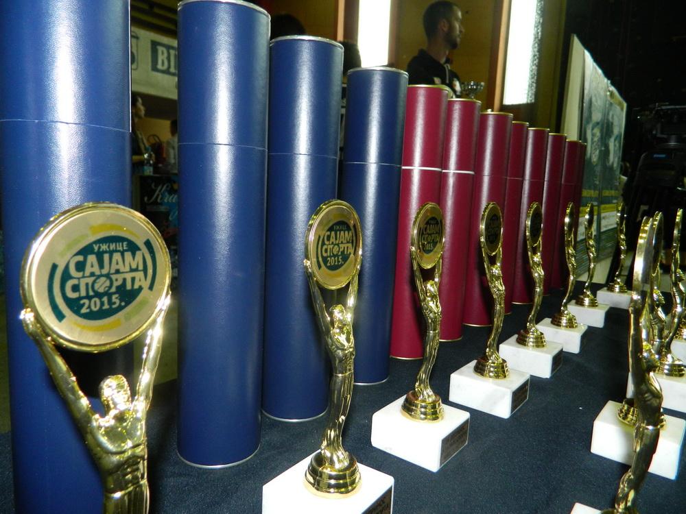 Priznanja za najbolje sportiste