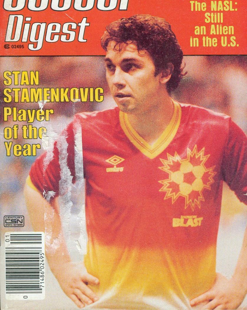 Blast 84-85 Home Stan Stamenkovic 2
