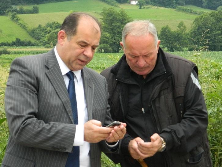 Tihomir Petkovic i Milan Konatar