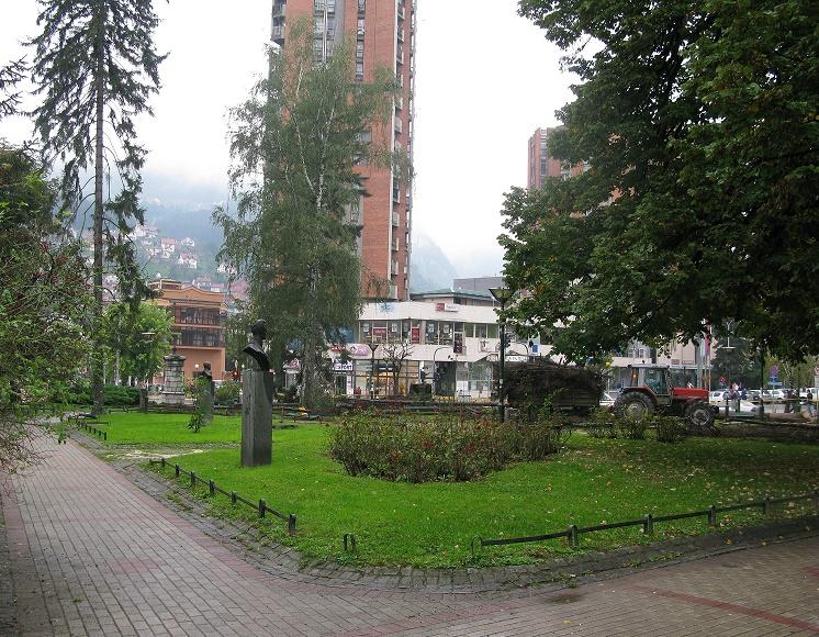 mali park umanjen