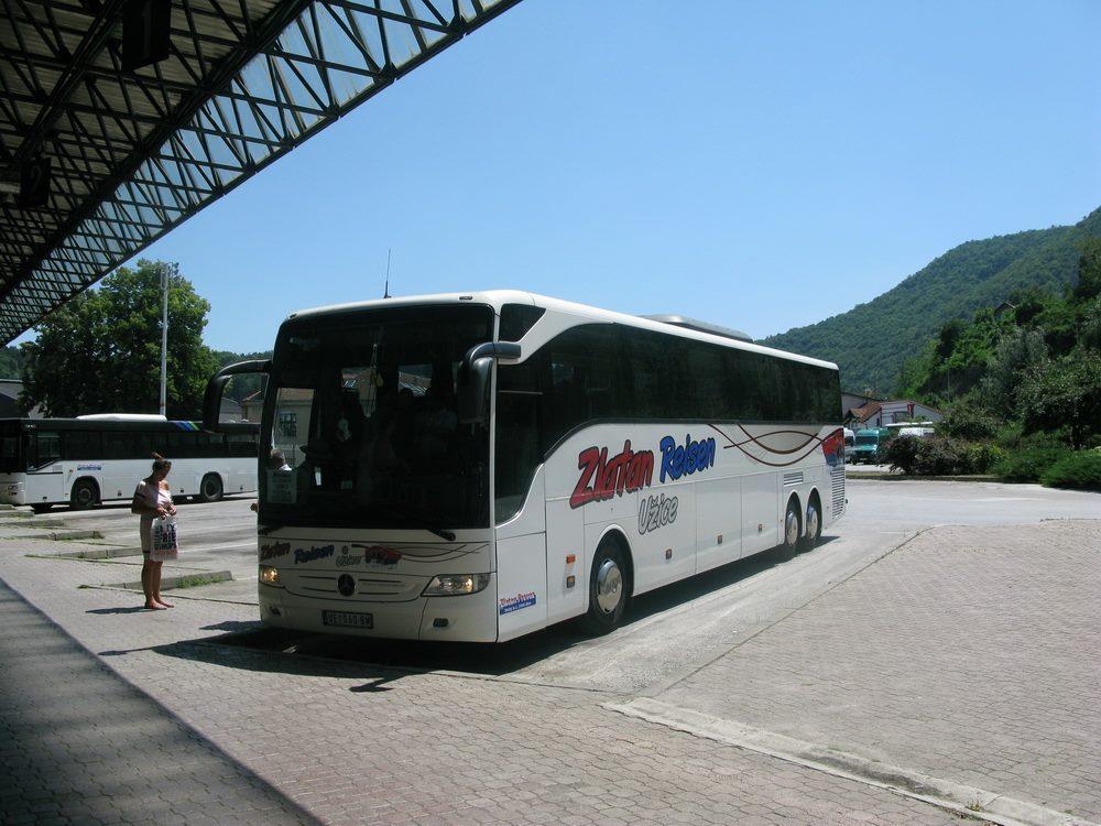 аутобуска станица ужице