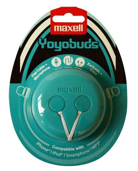 maxell yoyobuds