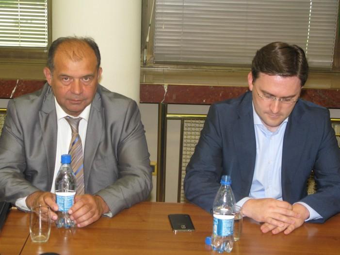 Саветник премијера за привреду посетио Ваљаоницу