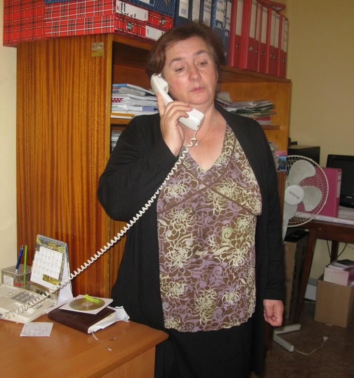 Поново ради СОС телефон у Ужицу