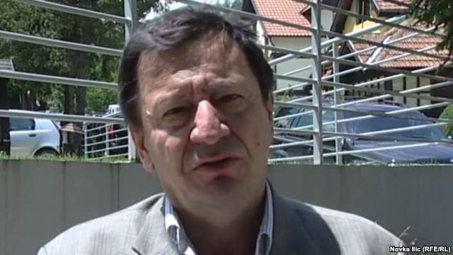 Sadasnji predsednik Arilja - Milan Nikolic