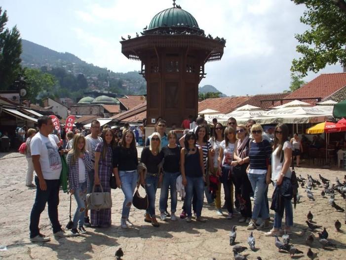 Ужичко удружење Родитељ посетило Сарајево
