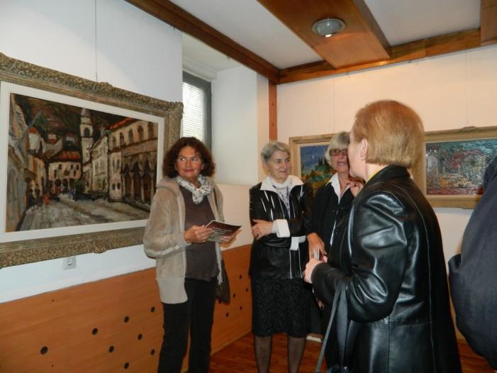 Изложба слика хотела Палисад