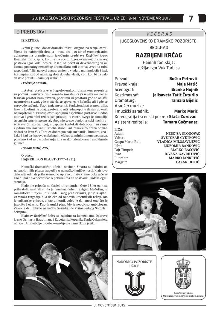 FESTIVAL BILTEN 1 STRANA 7