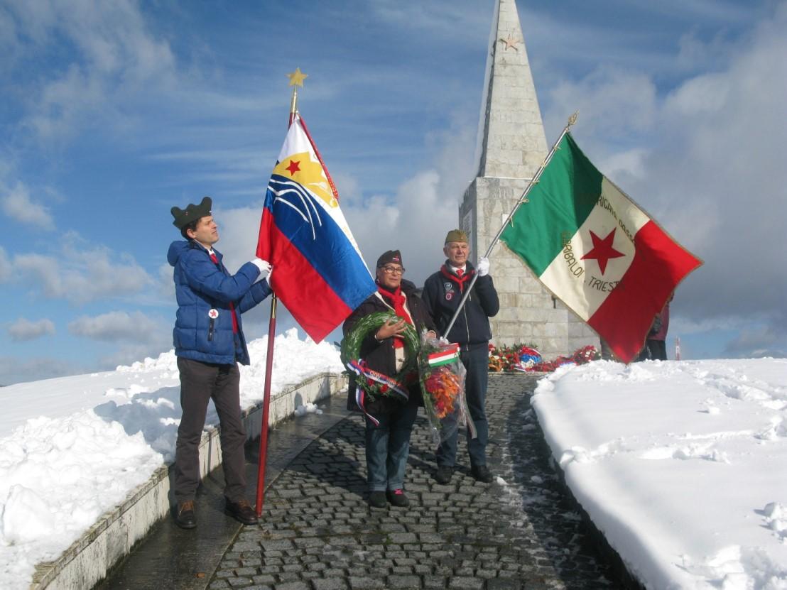 Kadinjaca - iz Slovenije i Italijan 2015