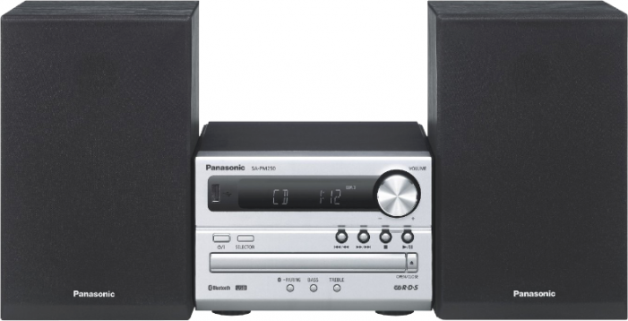 Panasonic SC-PM250EC-S mini linija