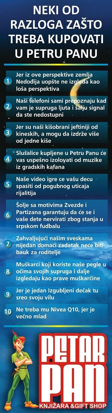 Petar Pan infografika umanjena