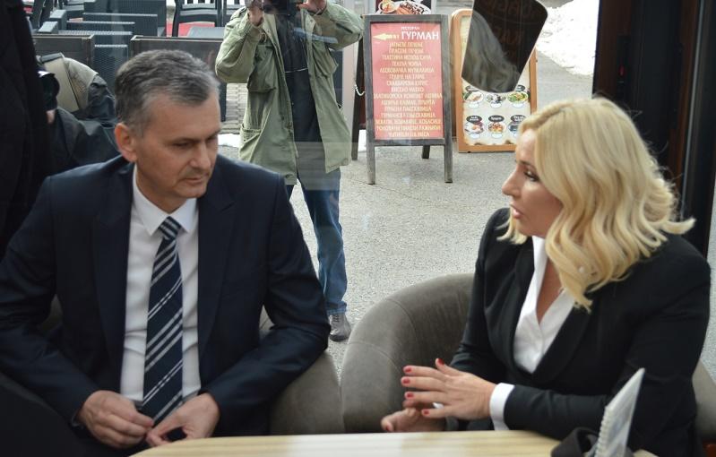 Zorana Mihajlović i Zorani Stamatovic 1
