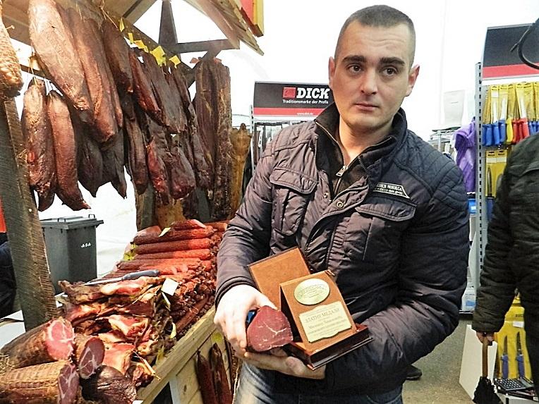 Prsutijada - najbolja govedja prsuta Milivoje Tanaskovic