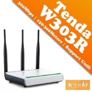 TENDA WIRELESS ROUTER W303R
