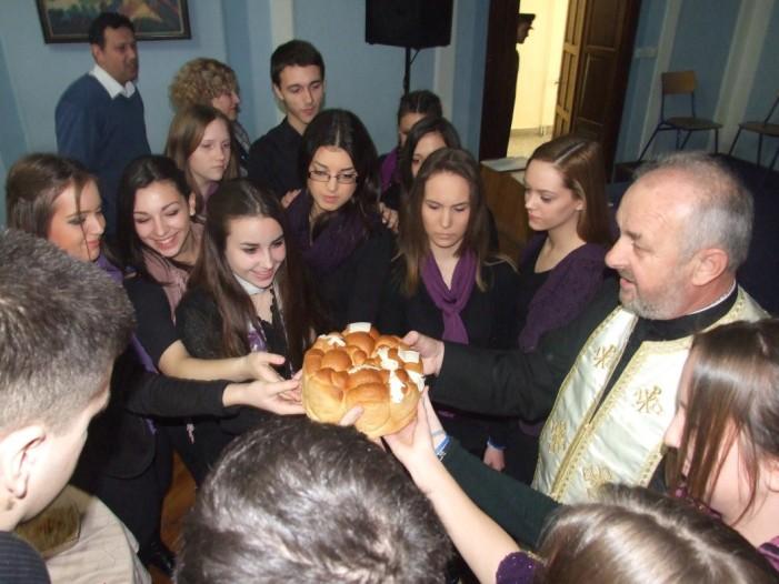 Прослава Савиндана у ужичким школама