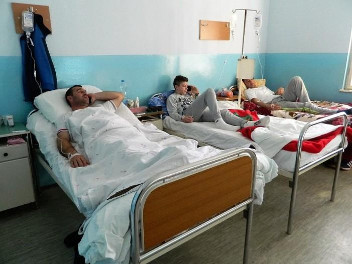Повећава се број оболелих у болници