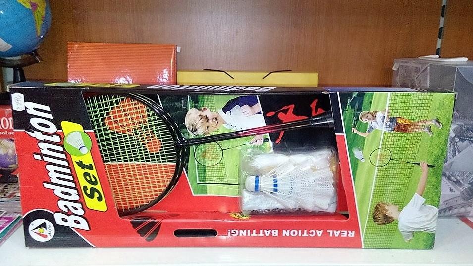 badminton set petar pan užice