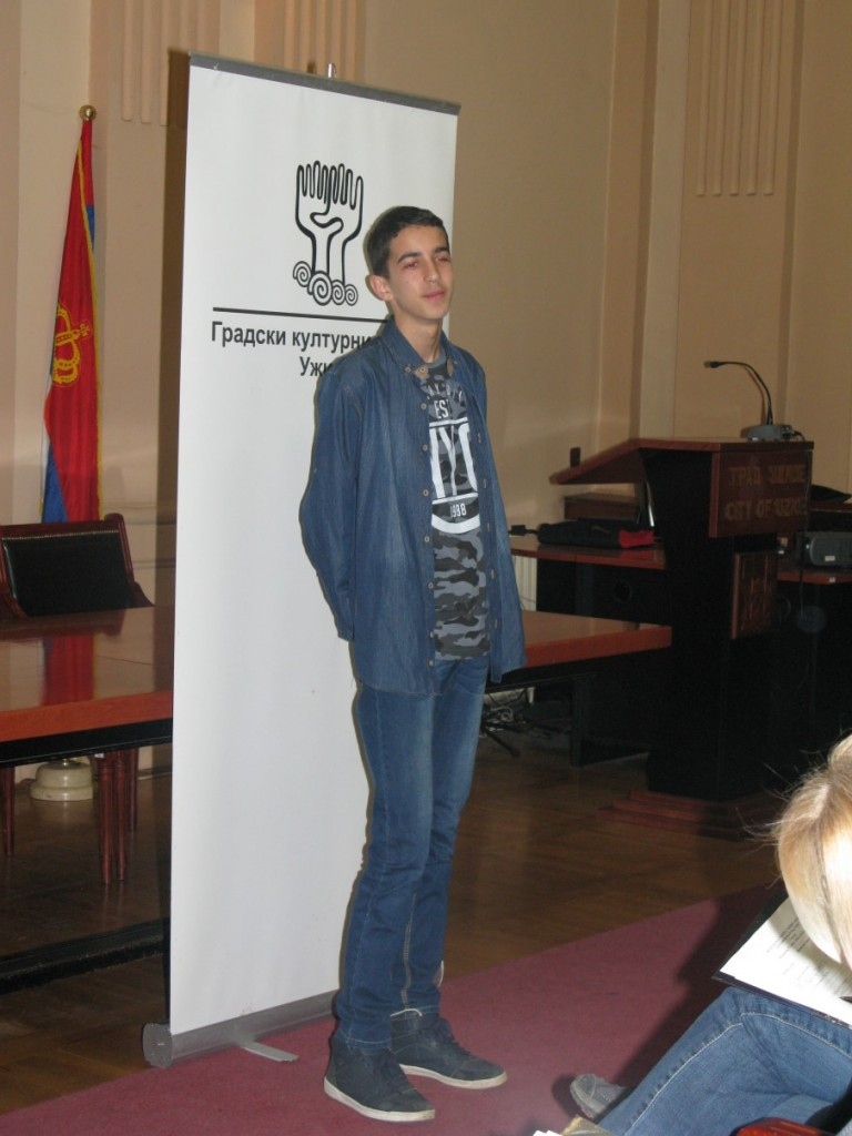 Aleksa Bugarinovic