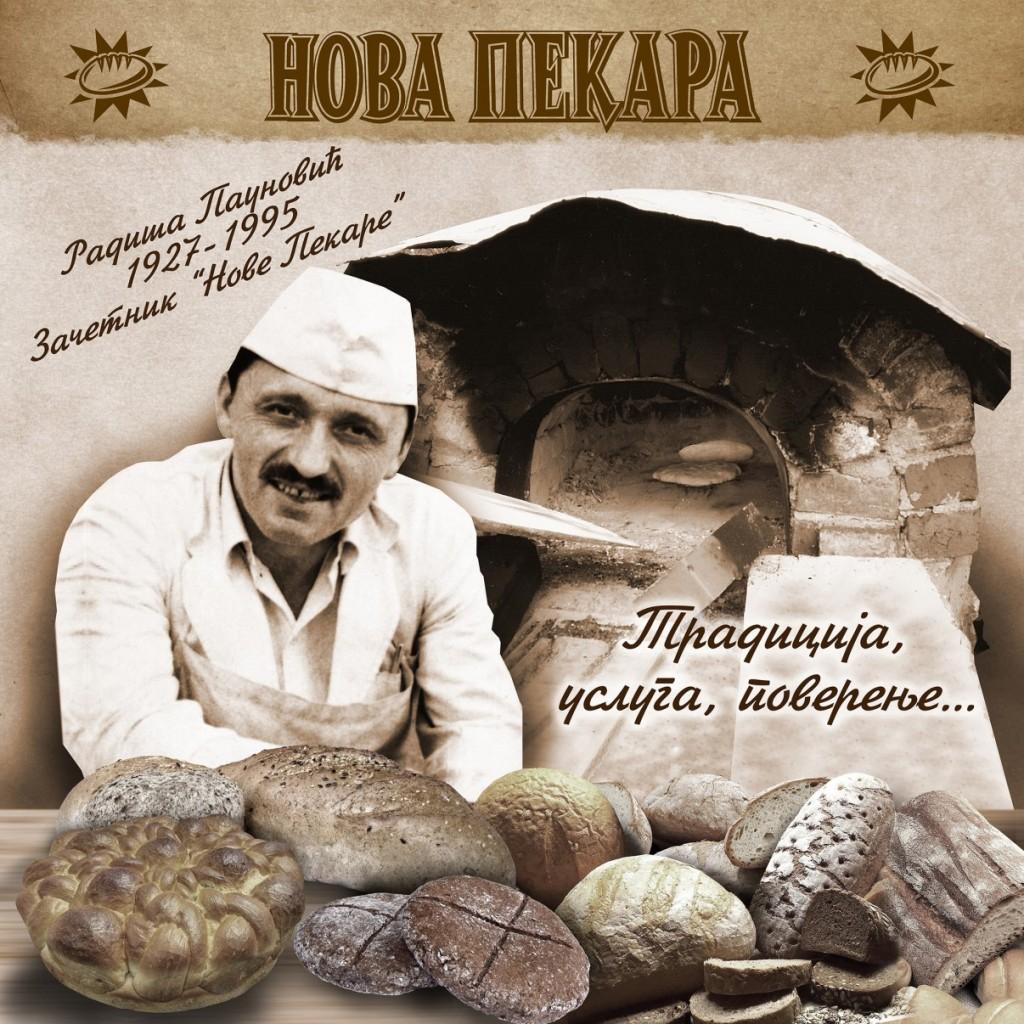 Nova Pekara Radisa Paunovic