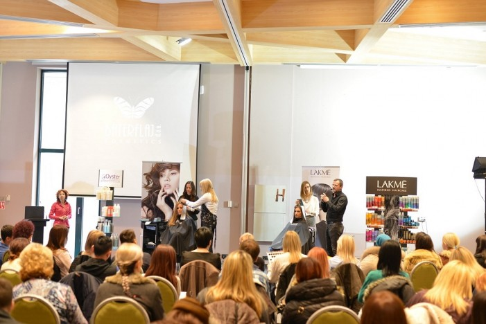 Veliki seminar Lakme i Oyster kozmetike za negu kose