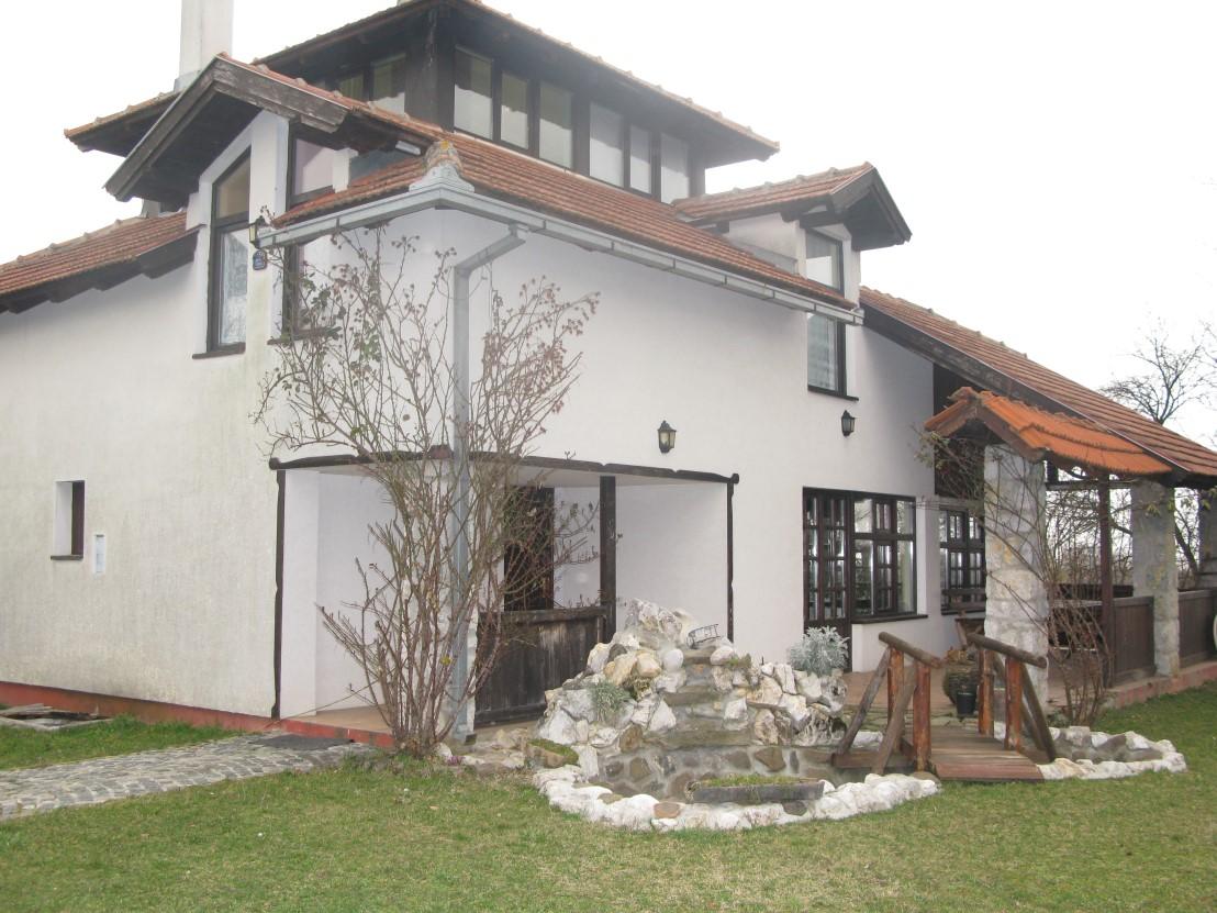 kamp tatinac kuća